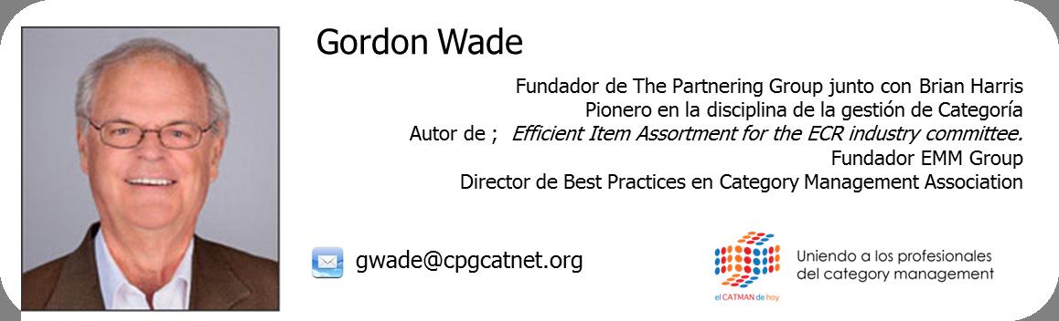 Rubrica Gordon Wade