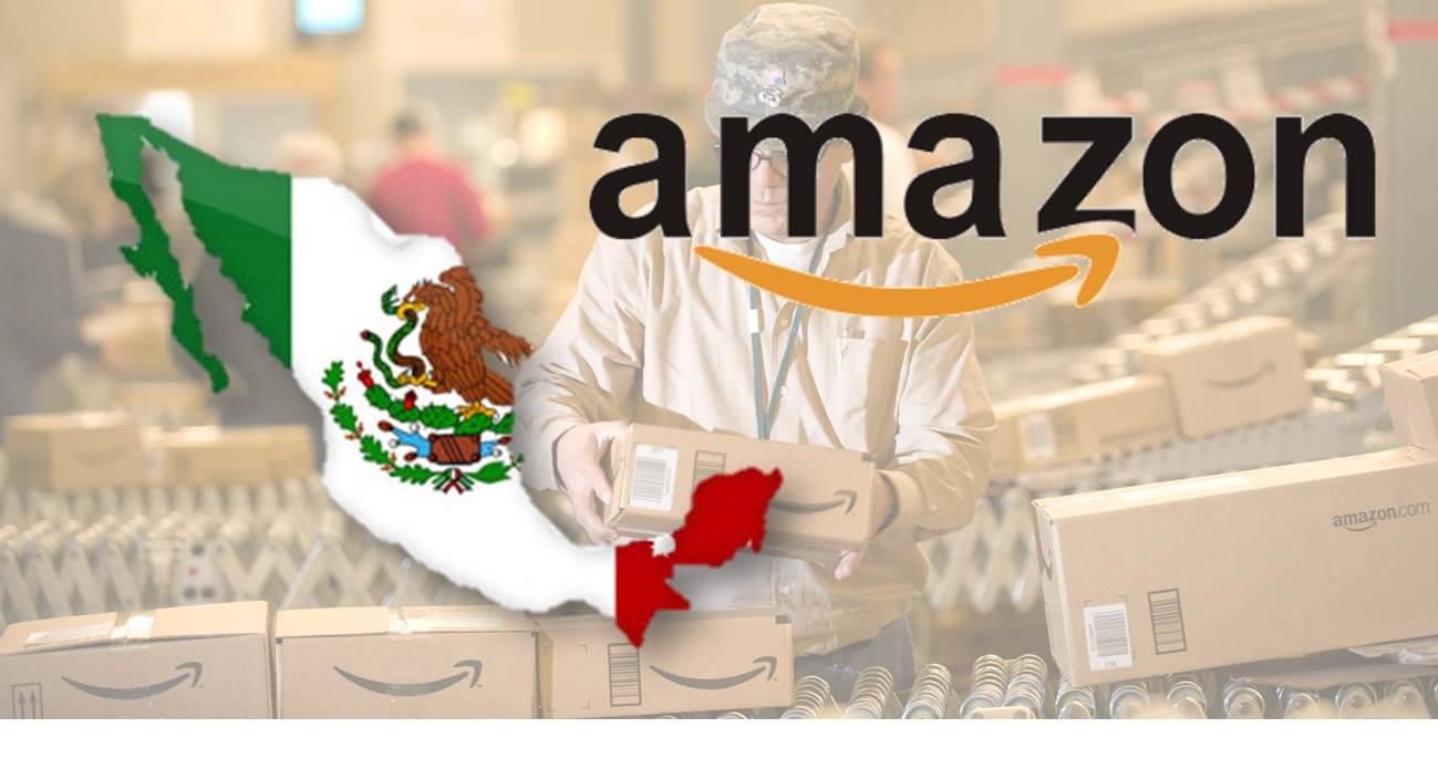 Amazon en Mexico 2