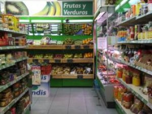 Supermercados pequeños