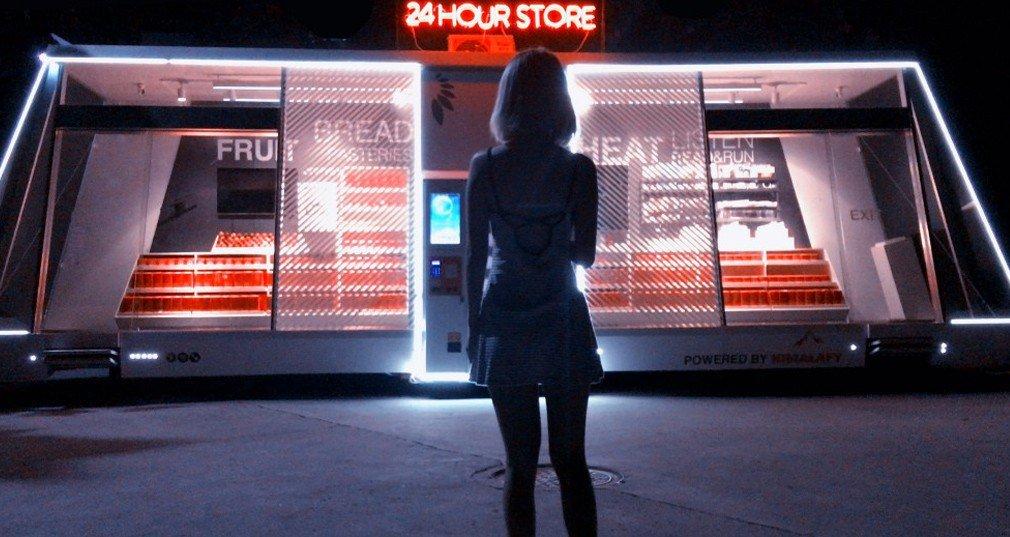 supermercado del futuro