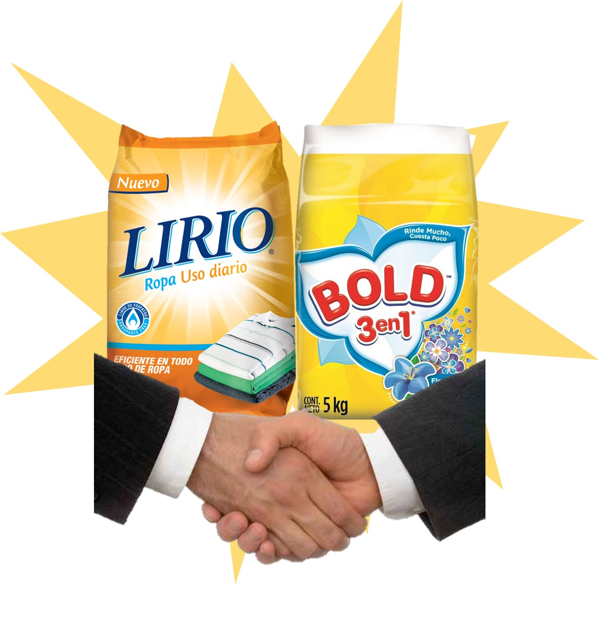Lirio compra Bold